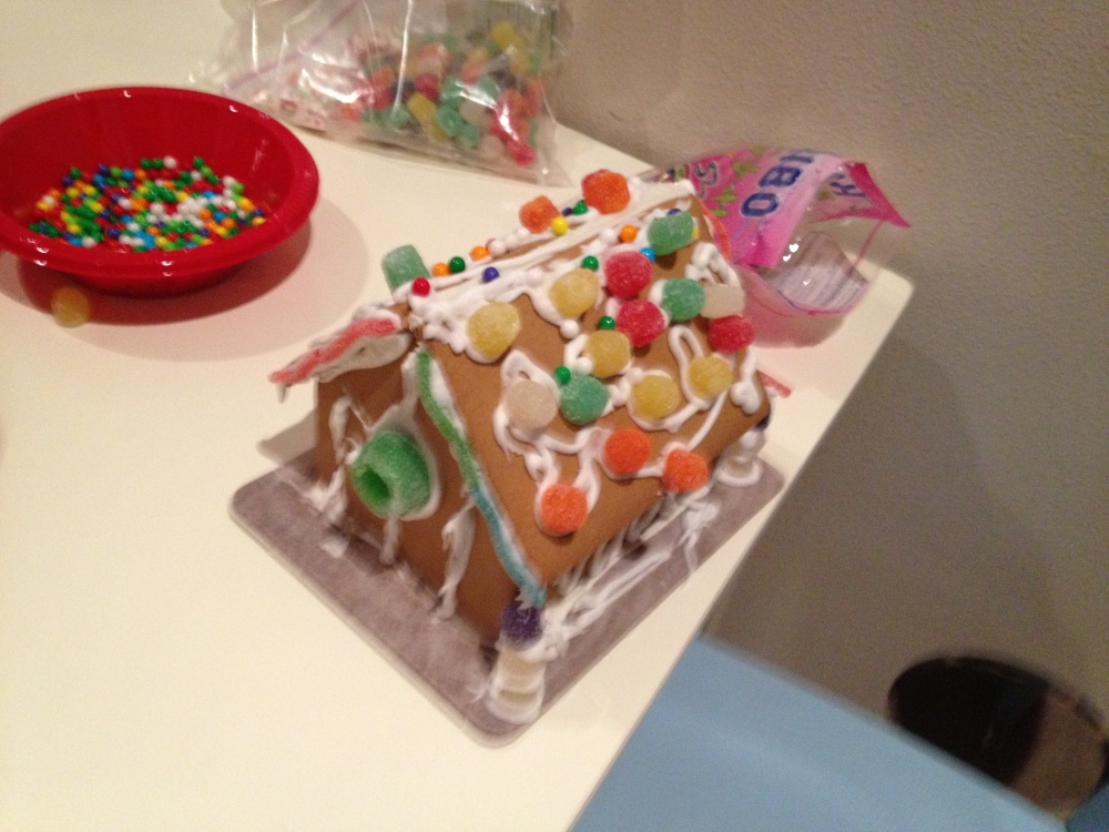 Home Sweet Gingerbread Home! (2/2)
